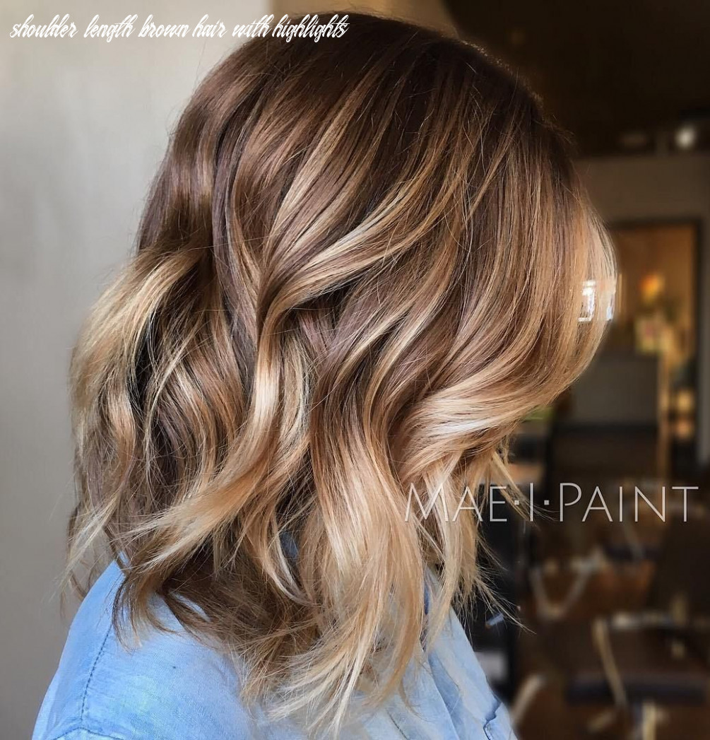 11 ideas for light brown hair with highlights and lowlights (with