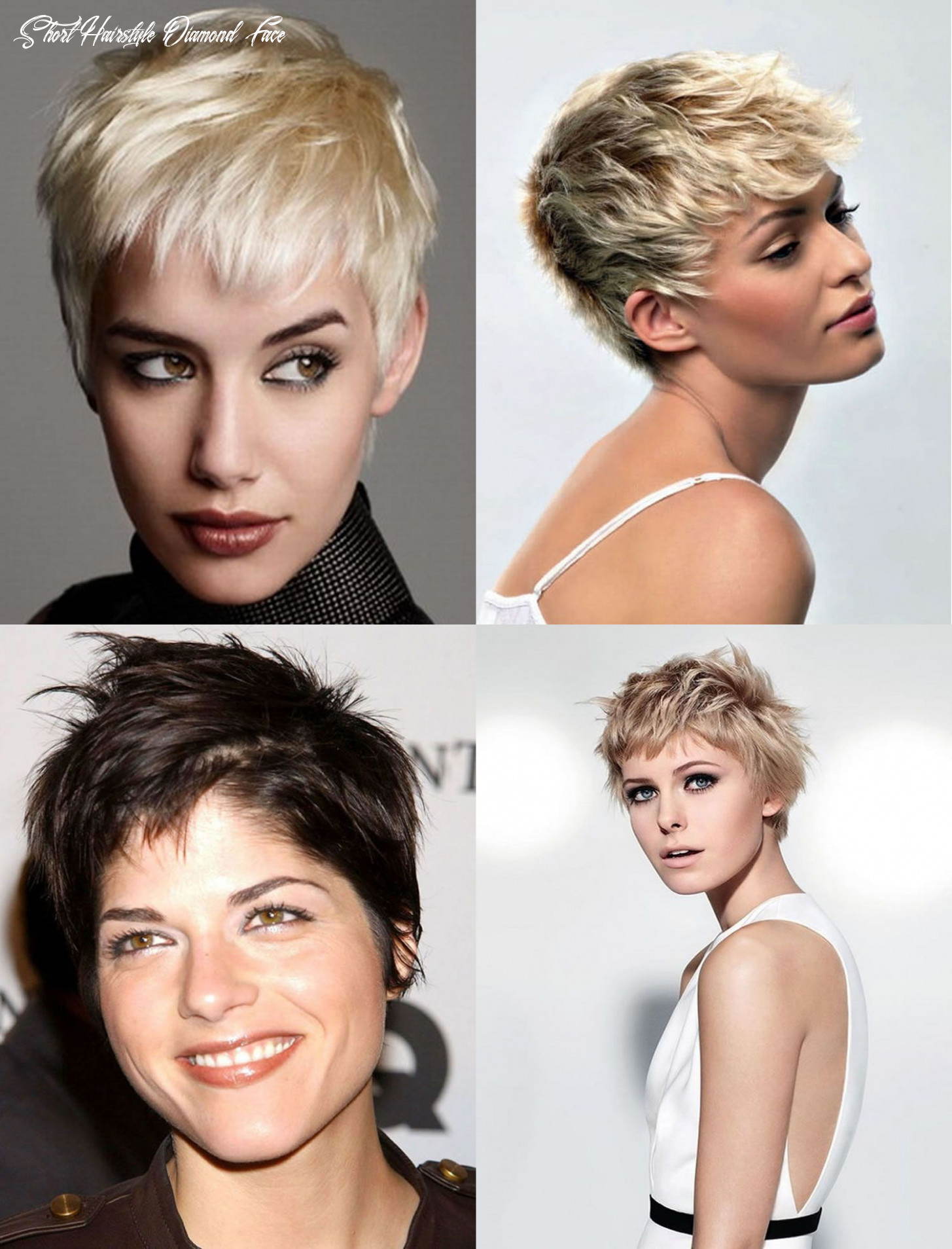11 incredible hairstyles for diamond face shape | face shape