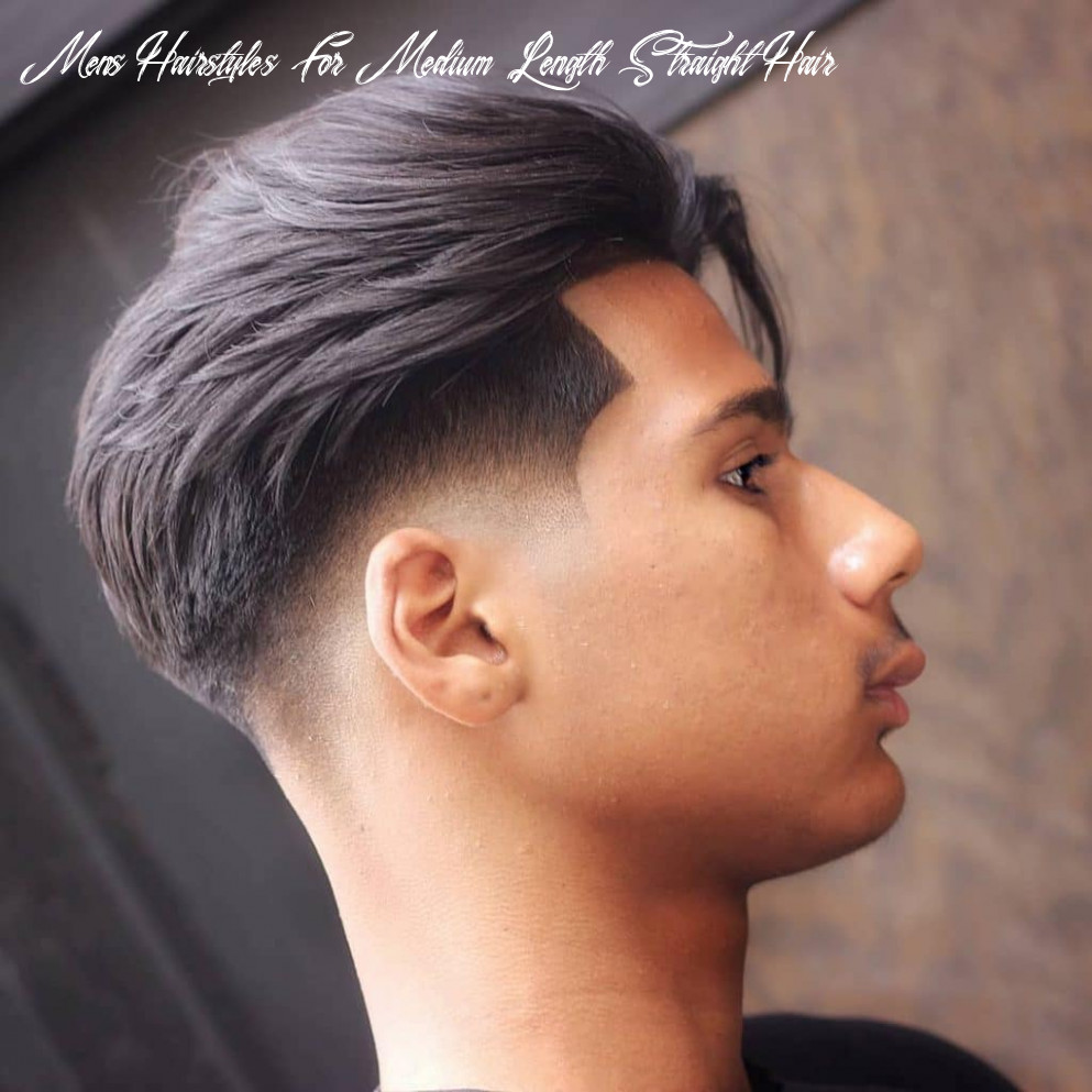 11 medium length hairstyles for men updated july 11 mens hairstyles for medium length straight hair