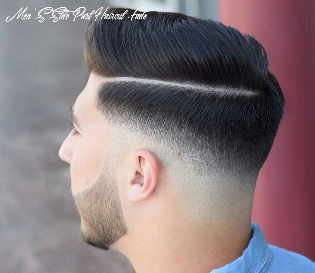 11 mens side part hairstyles be the trend setter of 11