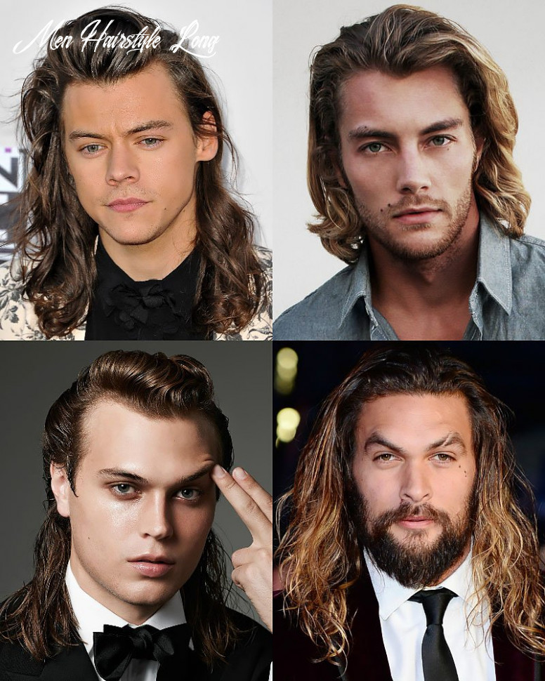 11 sexy long hairstyles for men the trend spotter men hairstyle long