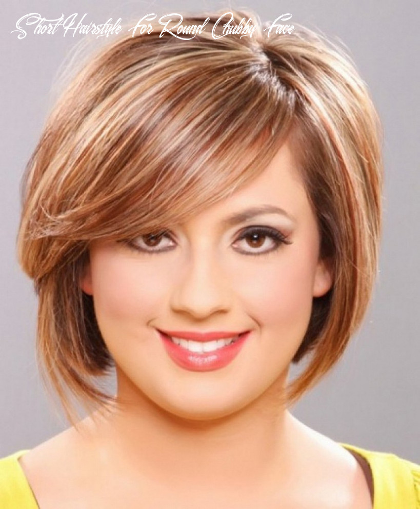 11 sexy short hairstyles for fat faces & double chins 11 to look