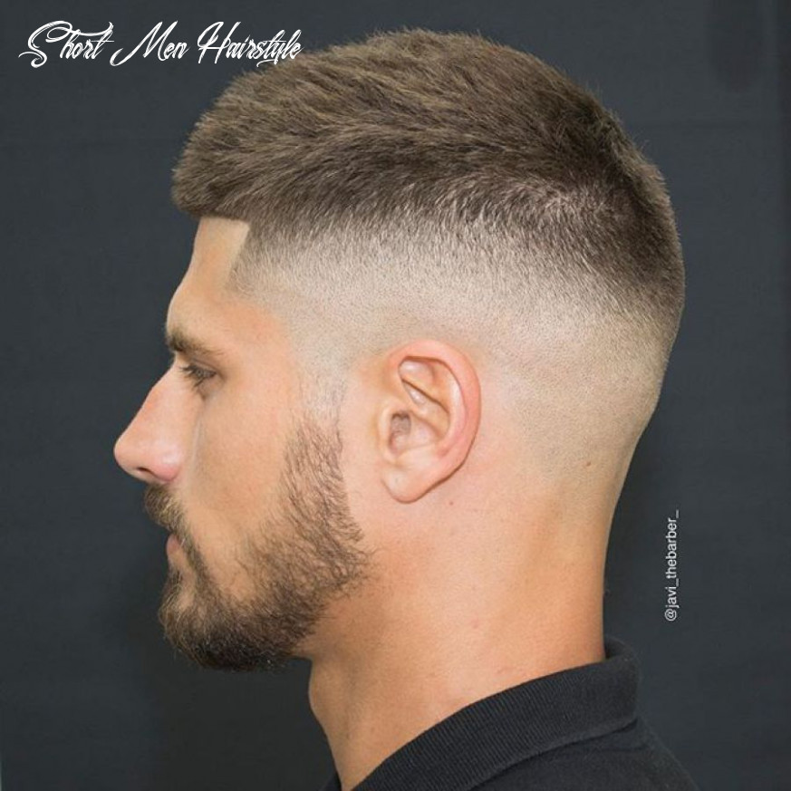 11 short hairstyles for men (11 styles)   mens haircuts short
