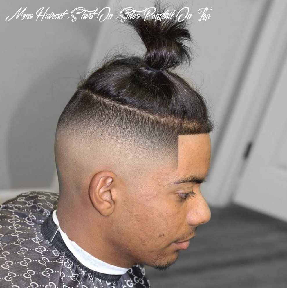 11 short on sides long on top haircuts for men | man haircuts mens haircut short on sides ponytail on top
