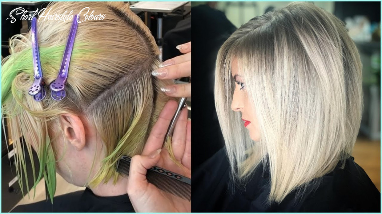 11 stunning short haircut and color transformation for women ? best haircuts & hairstyles short hairstyle colours