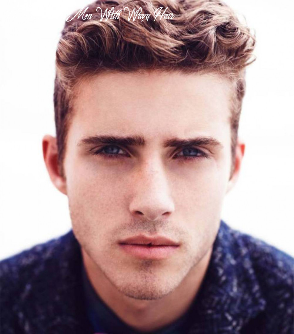11 stylish curly hairstyle & haircuts for men [11 edition] hairstyles for men with wavy hair