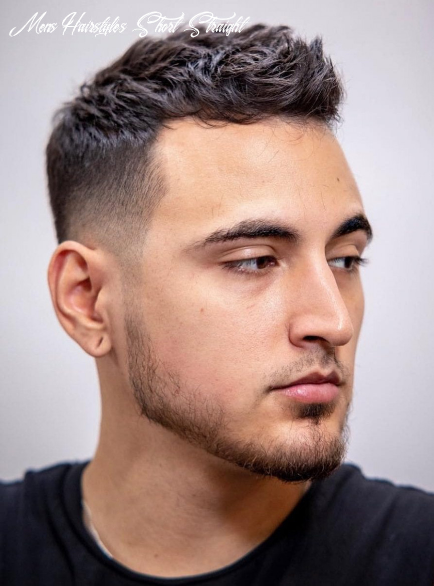 11 unique short hairstyles for men styling tips mens hairstyles short straight