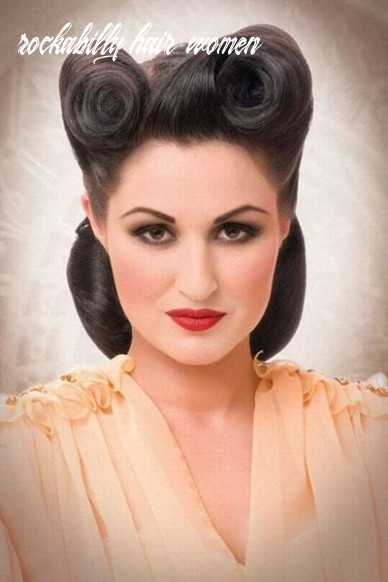 11 wild and impressive rockabilly hairstyles for women   11s