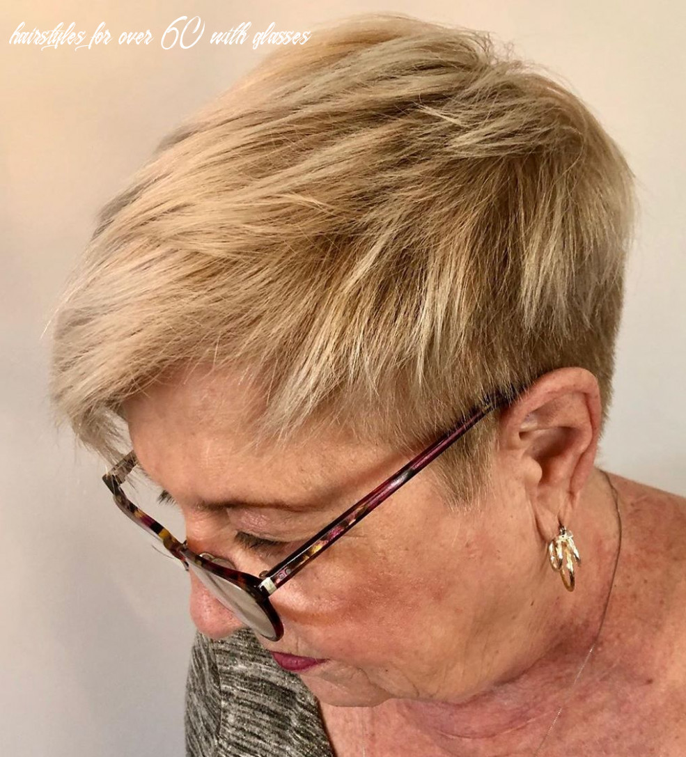 11 wonderful short haircuts for women over 11 hair adviser hairstyles for over 60 with glasses