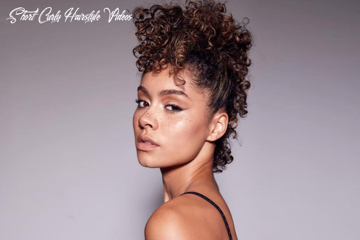 12 beloved short curly hairstyles for women of any age