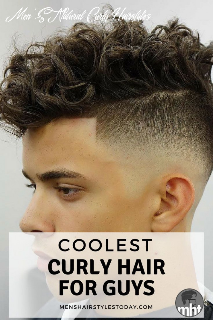 12 best curly hairstyles haircuts for men (12 guide)   curly