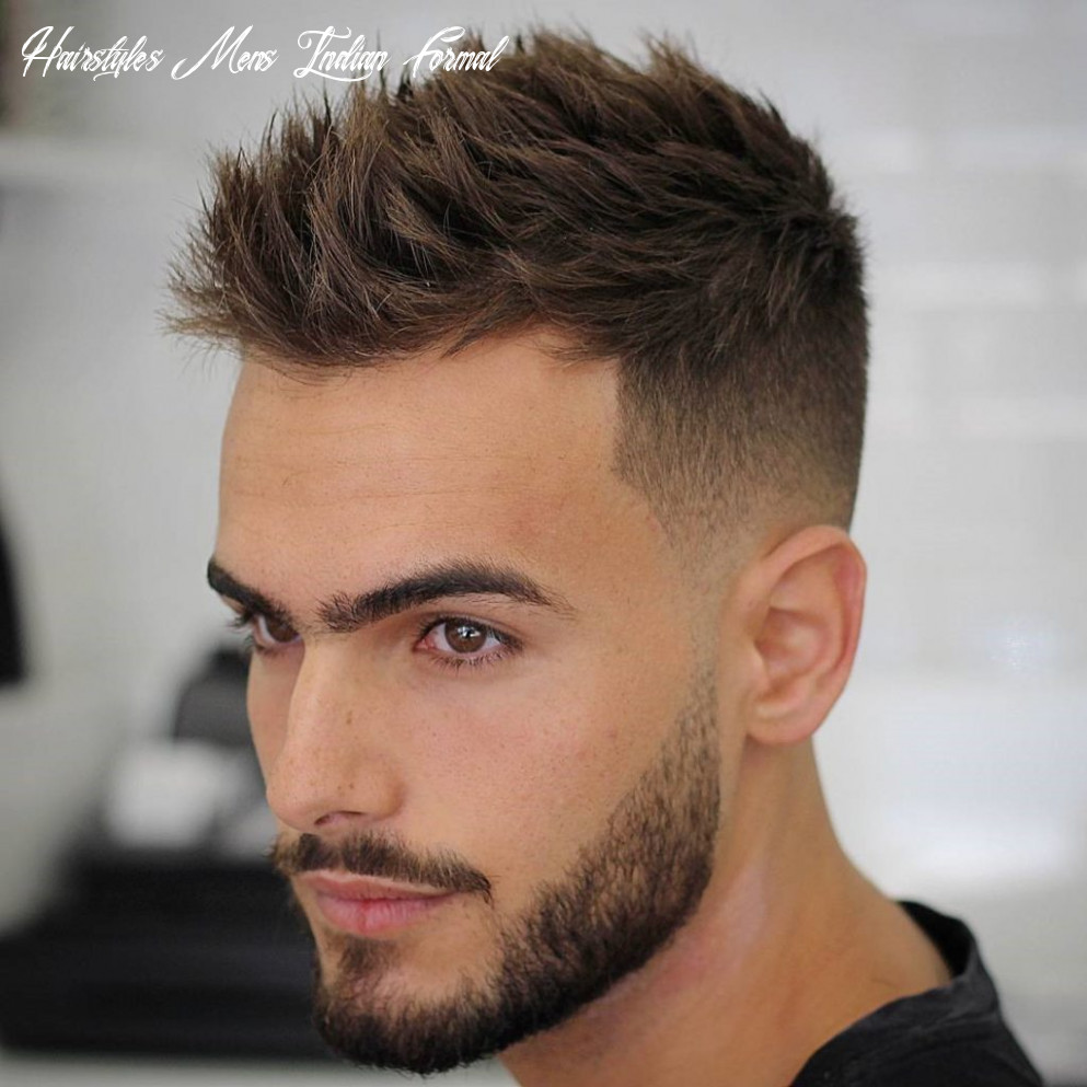 12 best hairstyles for indian men (12) hairstyles mens indian formal