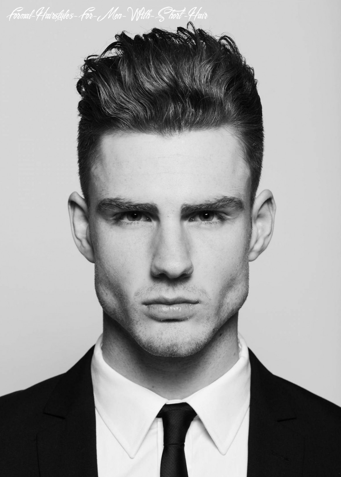 12 best stylish short hairstyles for men [with photos & tips] formal hairstyles for men with short hair