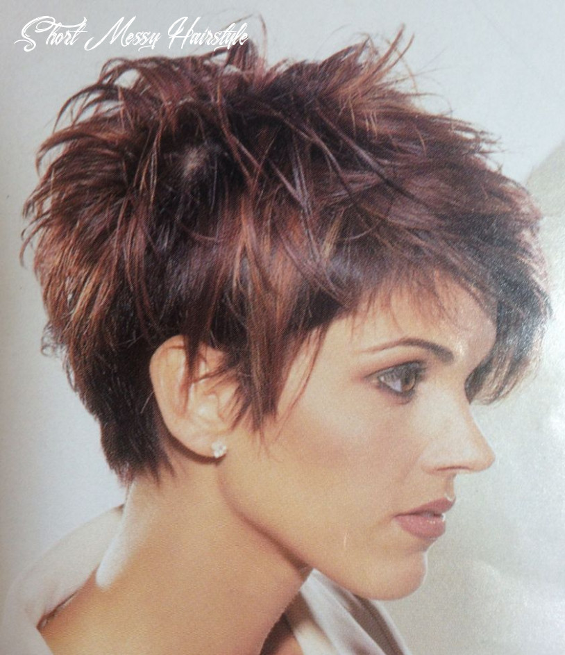 12 cool short messy pixie haircut ideas that must you try | pixie