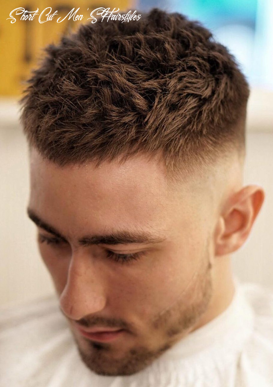 12 short haircuts for men: super cool styles for 12   mens