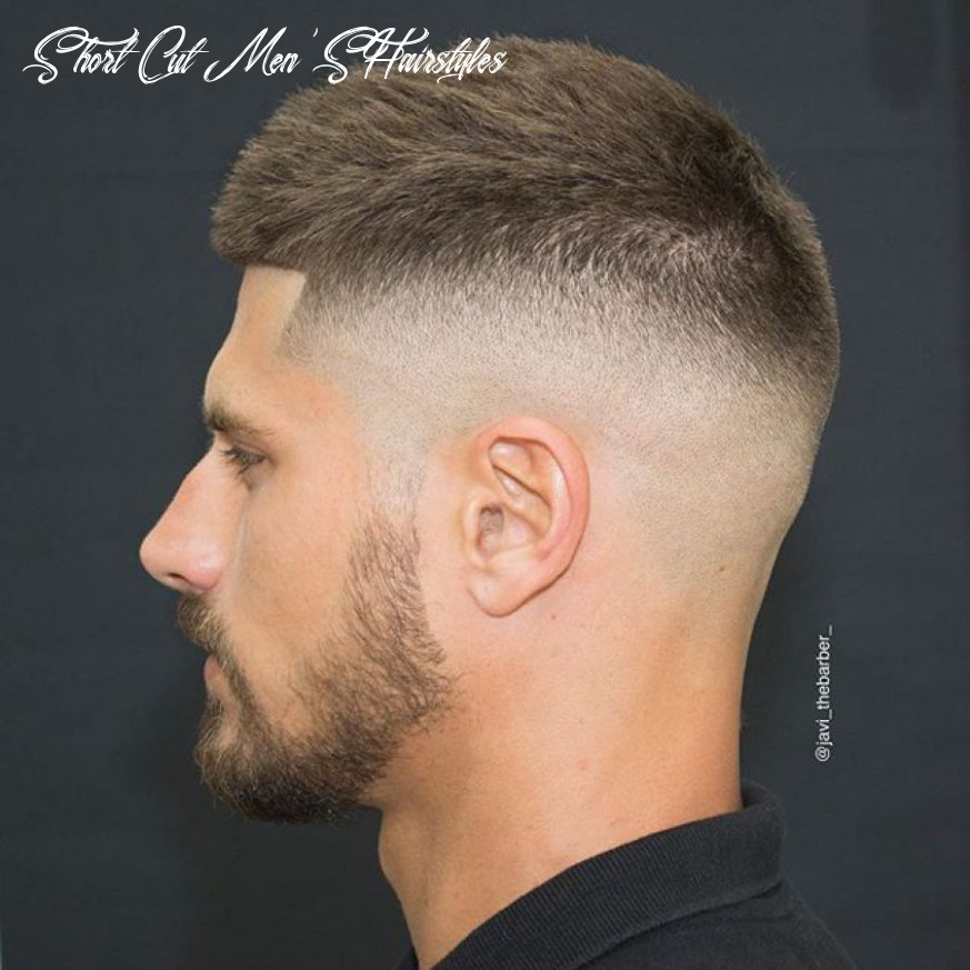 12 short hairstyles for men (12 styles)   mens haircuts short