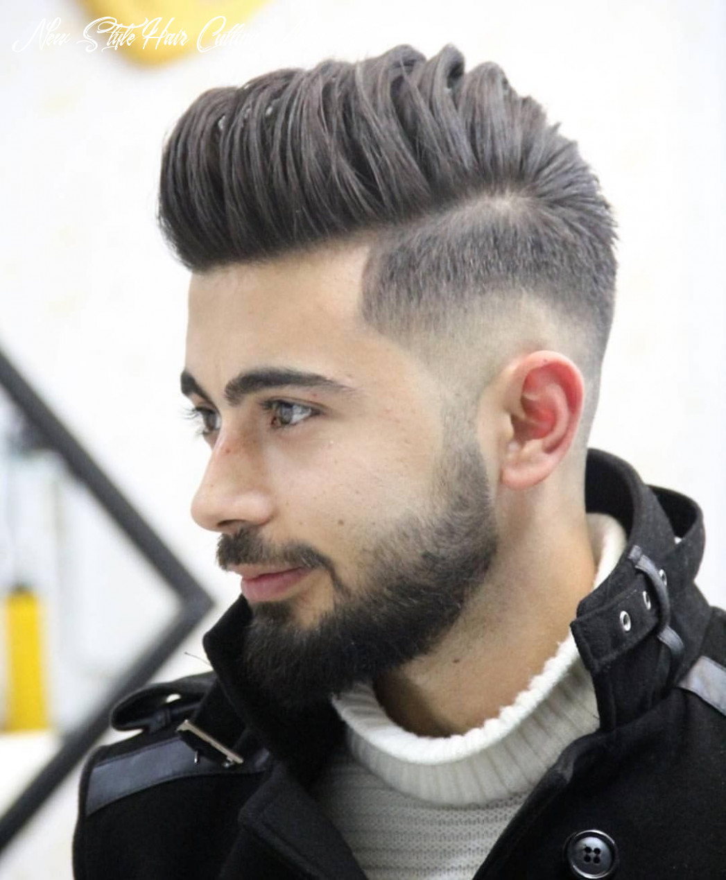 12 short hairstyles for men with cowlicks | new men hairstyles