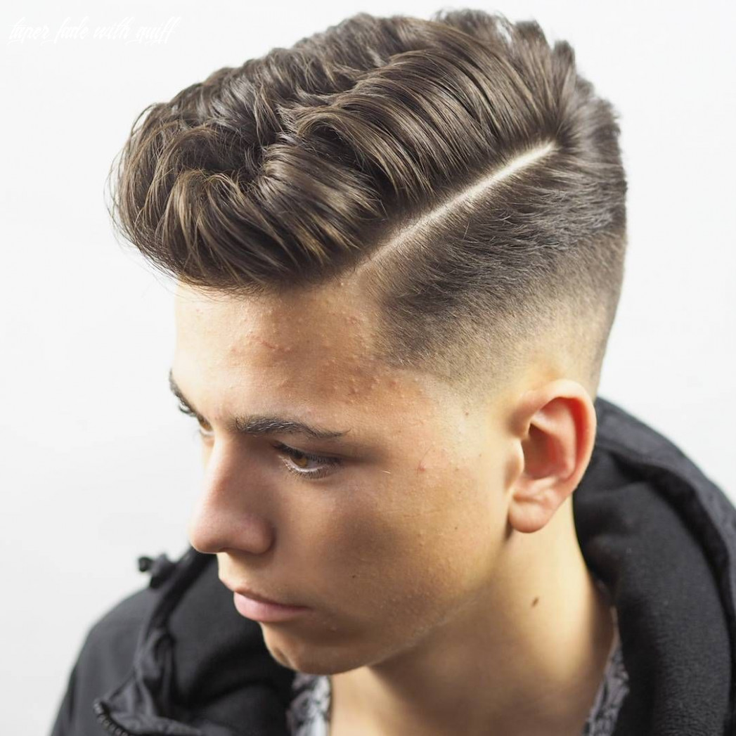 12 side part haircuts: 12 styles that are cool modern | taper