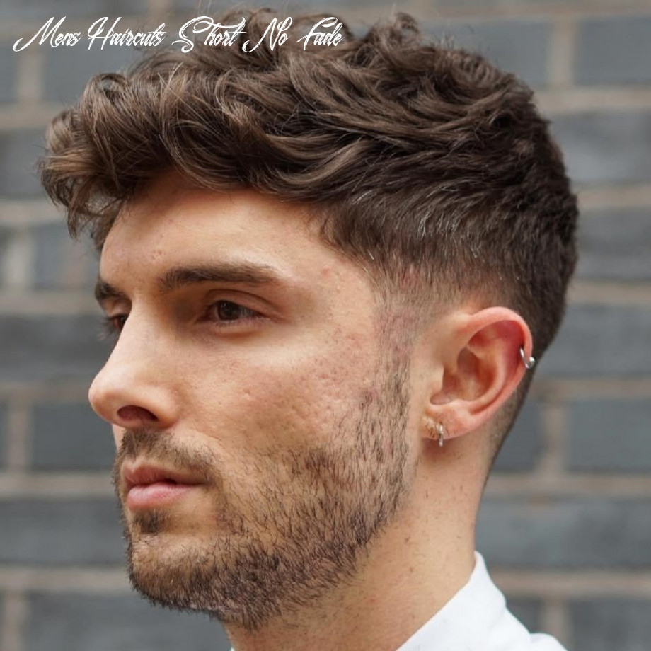 12 statement hairstyles for men with thick hair mens haircuts short no fade