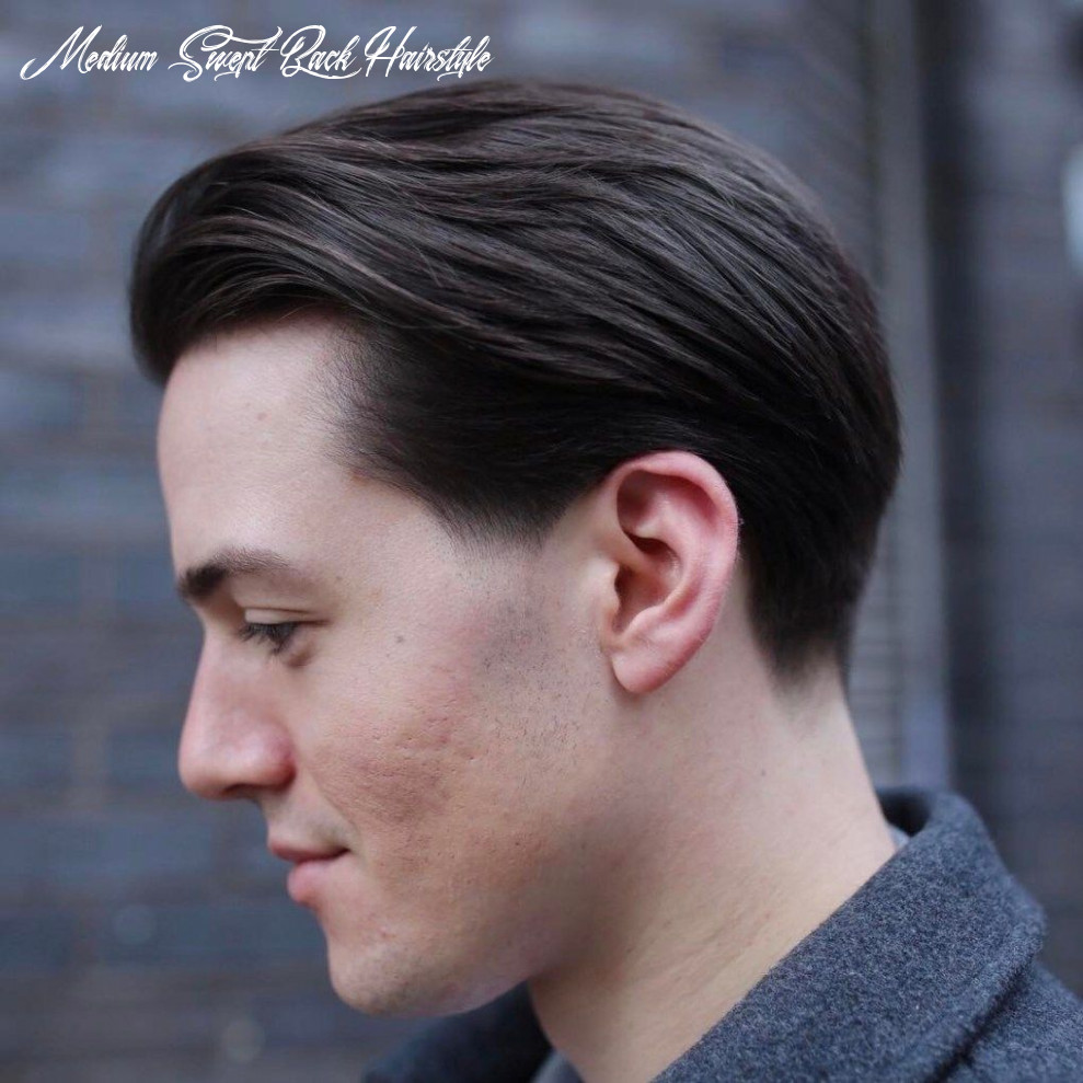 12 statement medium hairstyles for men (with images) | mens