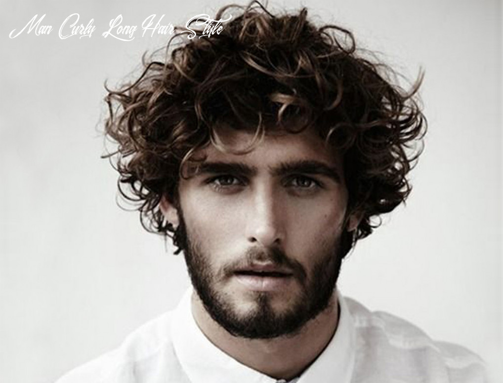 12 stylish curly hairstyle & haircuts for men [12 edition] man curly long hair style