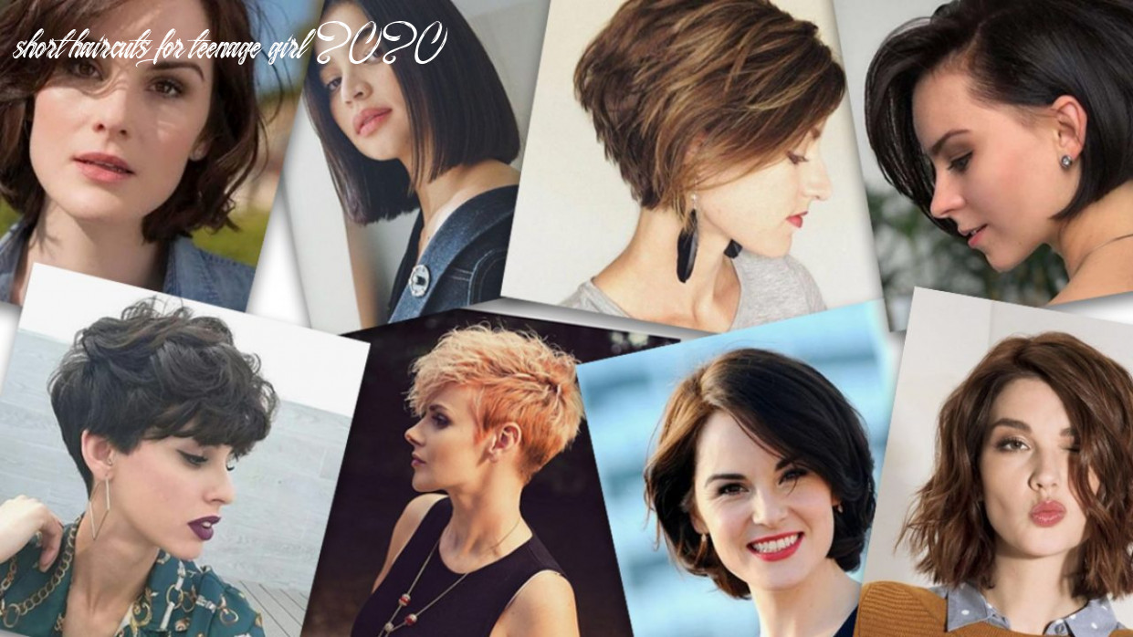 12 trendy short haircuts for teenage girls in 12 | talkcharge blog short haircuts for teenage girl 2020