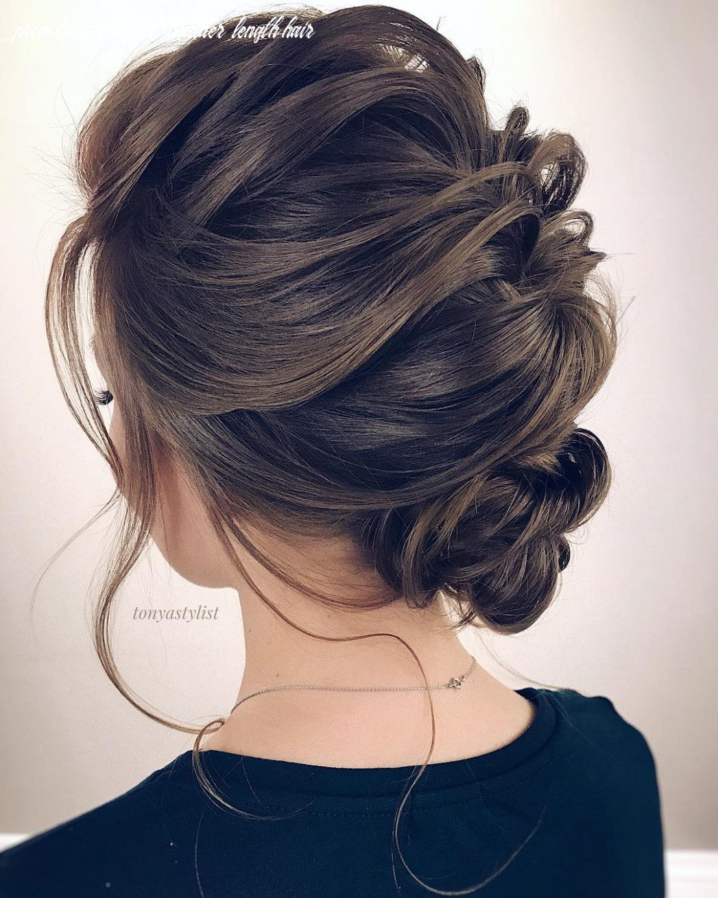 12 updos for medium length hair prom & homecoming hairstyle