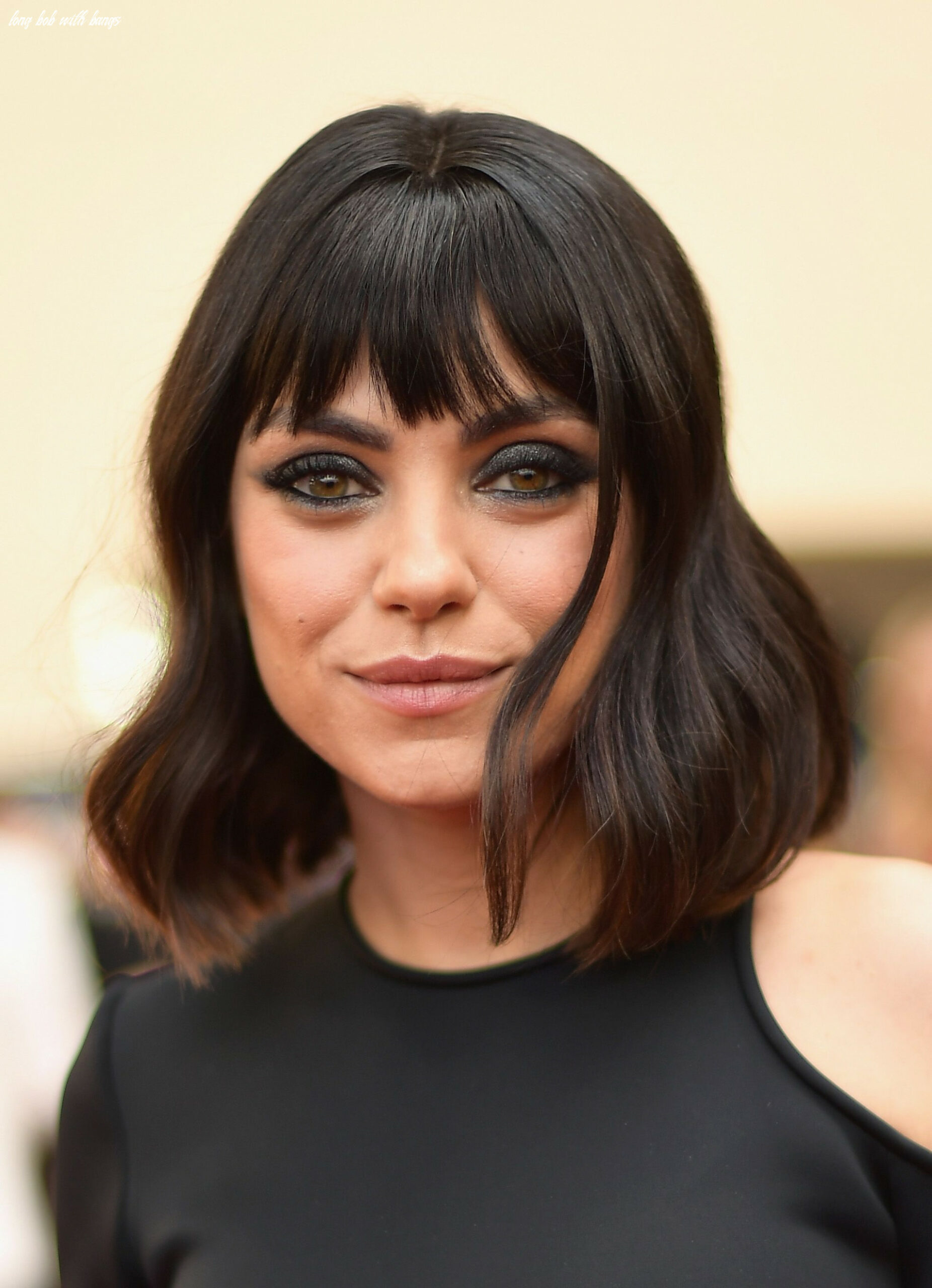 8 bob and lob haircuts 8 and 8 best celebrity bob hairstyles long bob with bangs