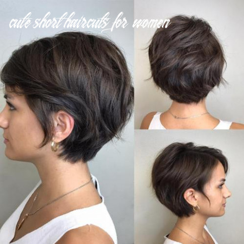 8 cute and easy to style short layered hairstyles cute short haircuts for women