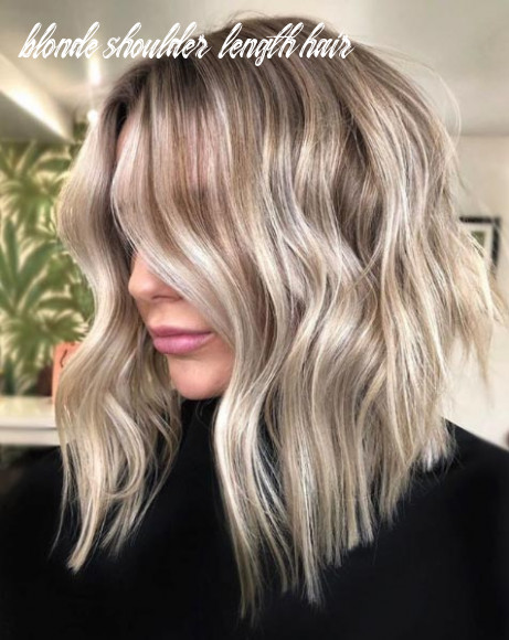 8 medium blonde hairstyles to show your stylist pronto   southern