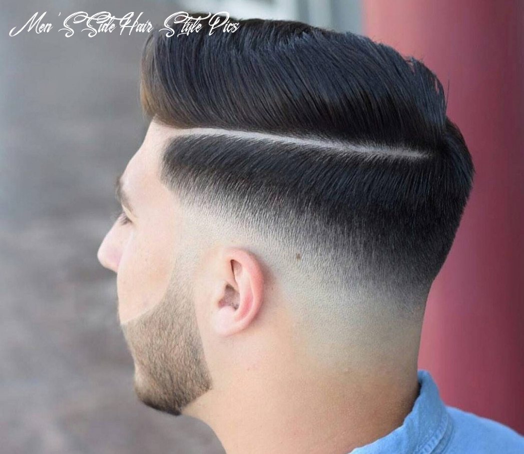 8 mens side part hairstyles be the trend setter of 8