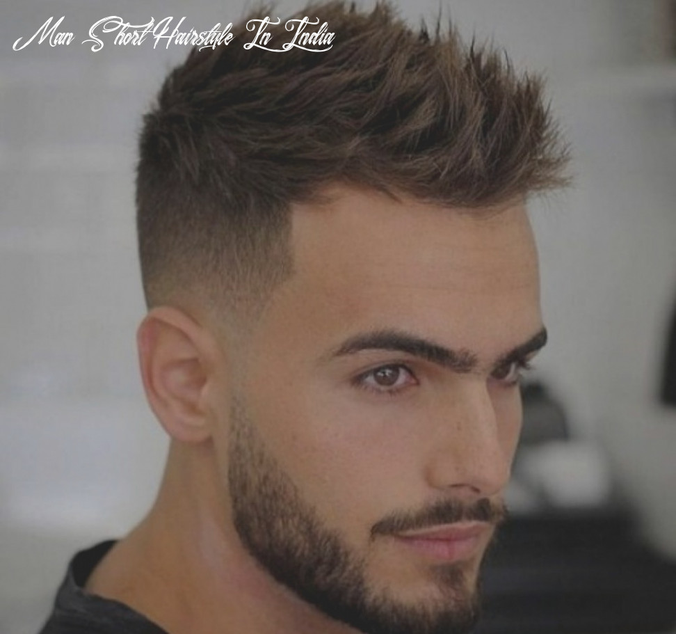 8 new hair style india man short hairstyle in india