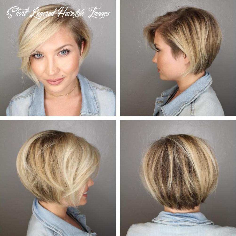 8 short layered haircuts trending in 8 hair adviser short layered hairstyle images
