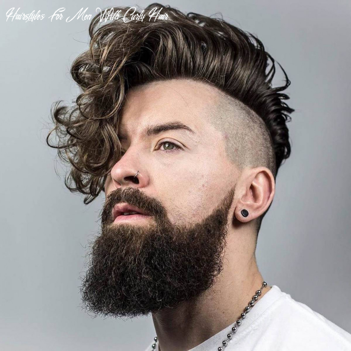 8 stylish curly hairstyle & haircuts for men [8 edition] hairstyles for men with curly hair