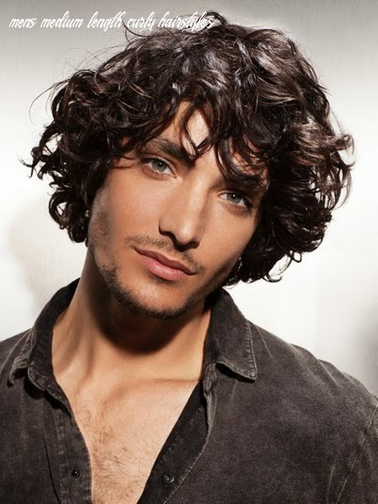 8 stylish curly hairstyle & haircuts for men [8 edition] mens medium length curly hairstyles