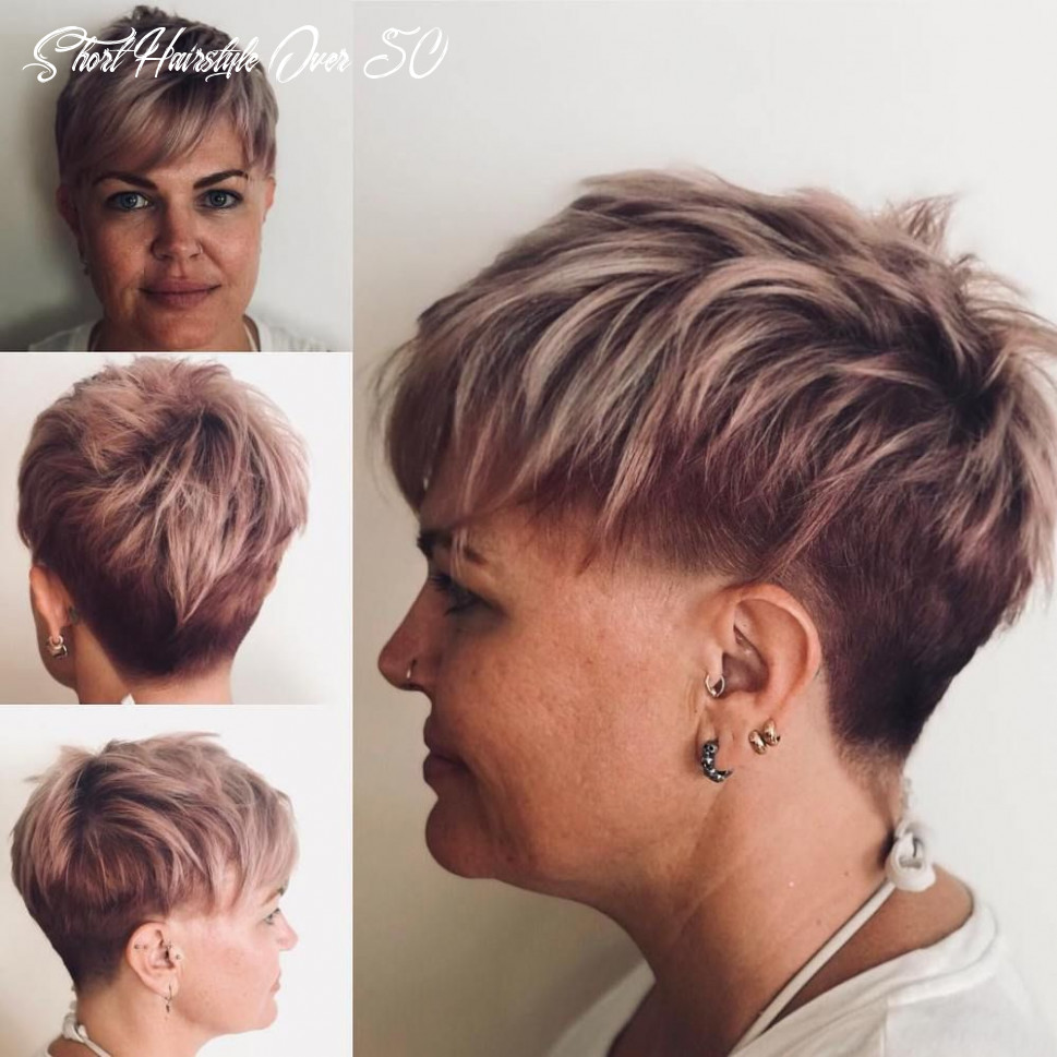 9 classy and simple short hairstyles for women over 9   short