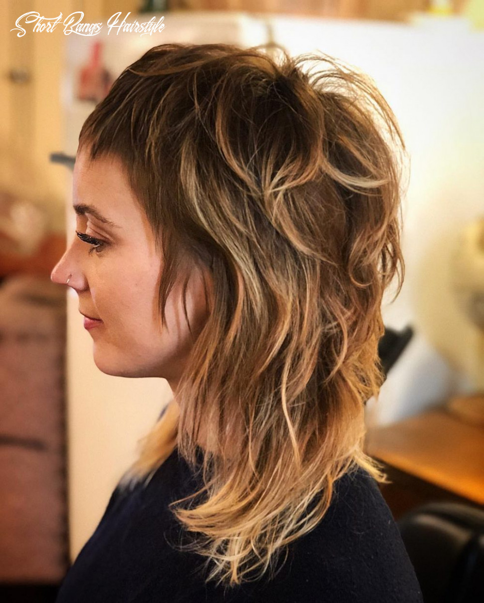 9 cute short bangs for 9 that will flatter any woman short bangs hairstyle