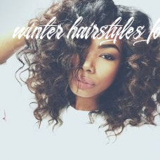 9 fall / 9 winter hairstyles for black women – the style