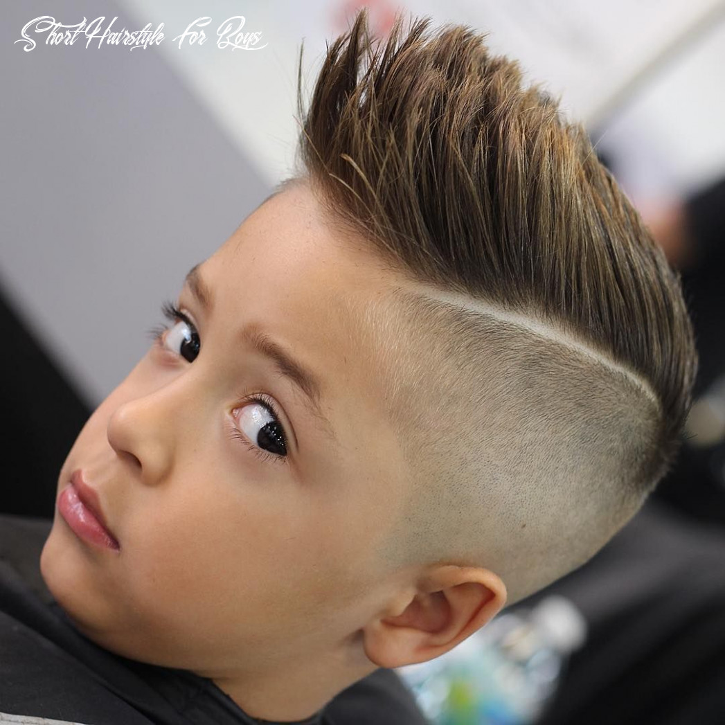 9 ideas of amazing hairstyle for kids   cute boys haircuts, boy
