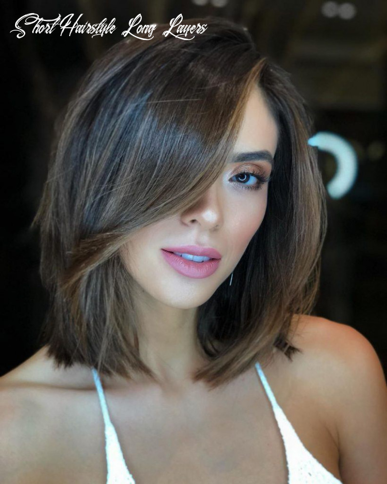 9 layered bob hairstyles to inspire your next haircut in 9 short hairstyle long layers
