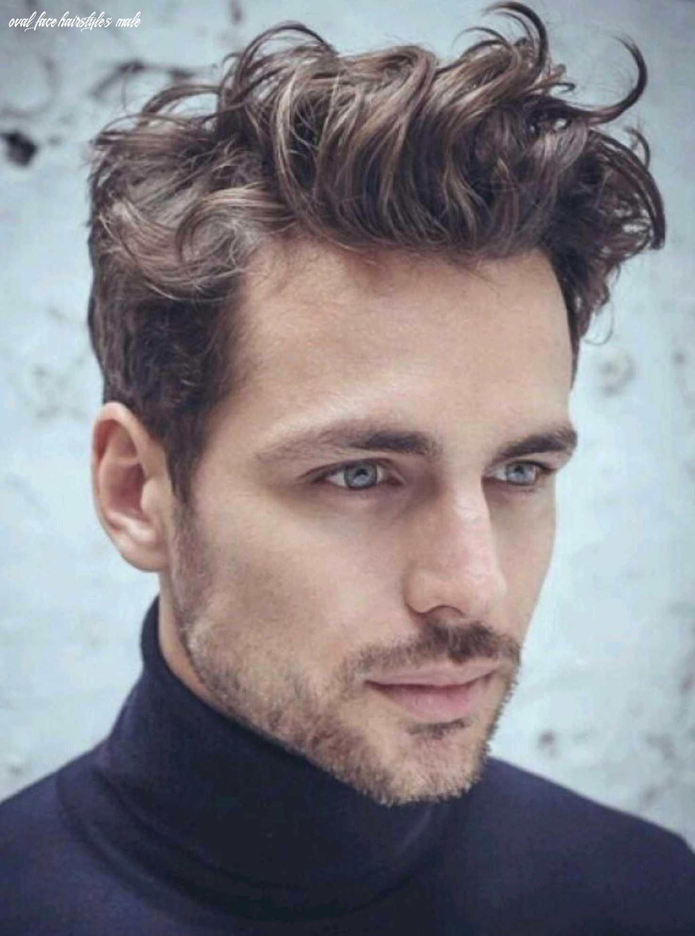 9 lovely oval face hairstyles men oval face hairstyles male