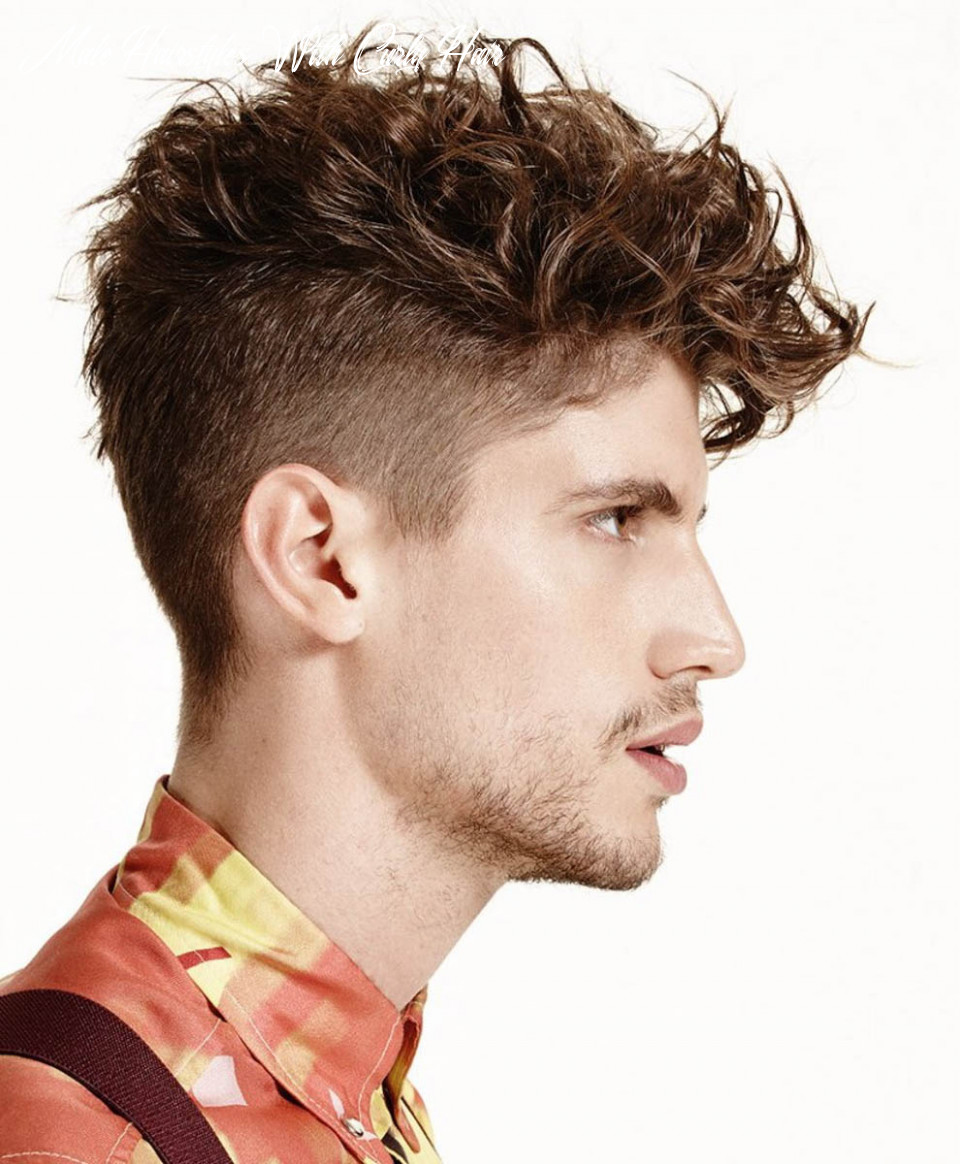 9 stylish curly hairstyle & haircuts for men [9 edition] male hairstyles with curly hair