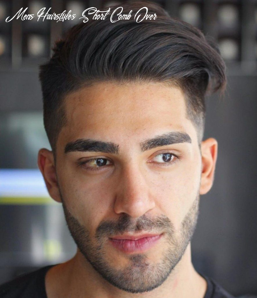 9 superb comb over hairstyles for men   comb over haircut, side
