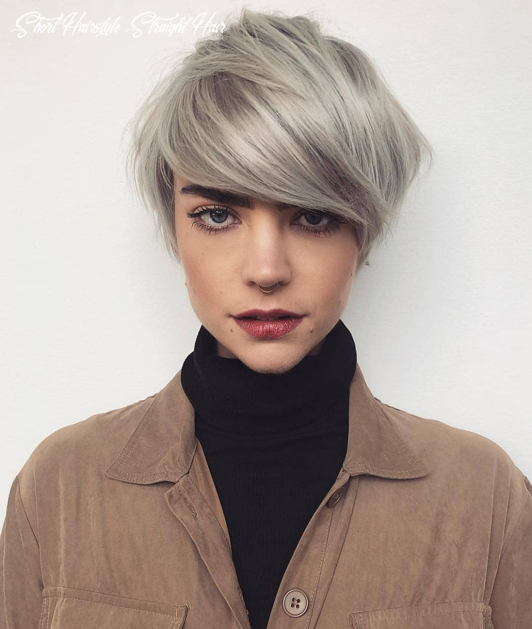 9 trendy short hairstyles for straight hair pixie haircut for