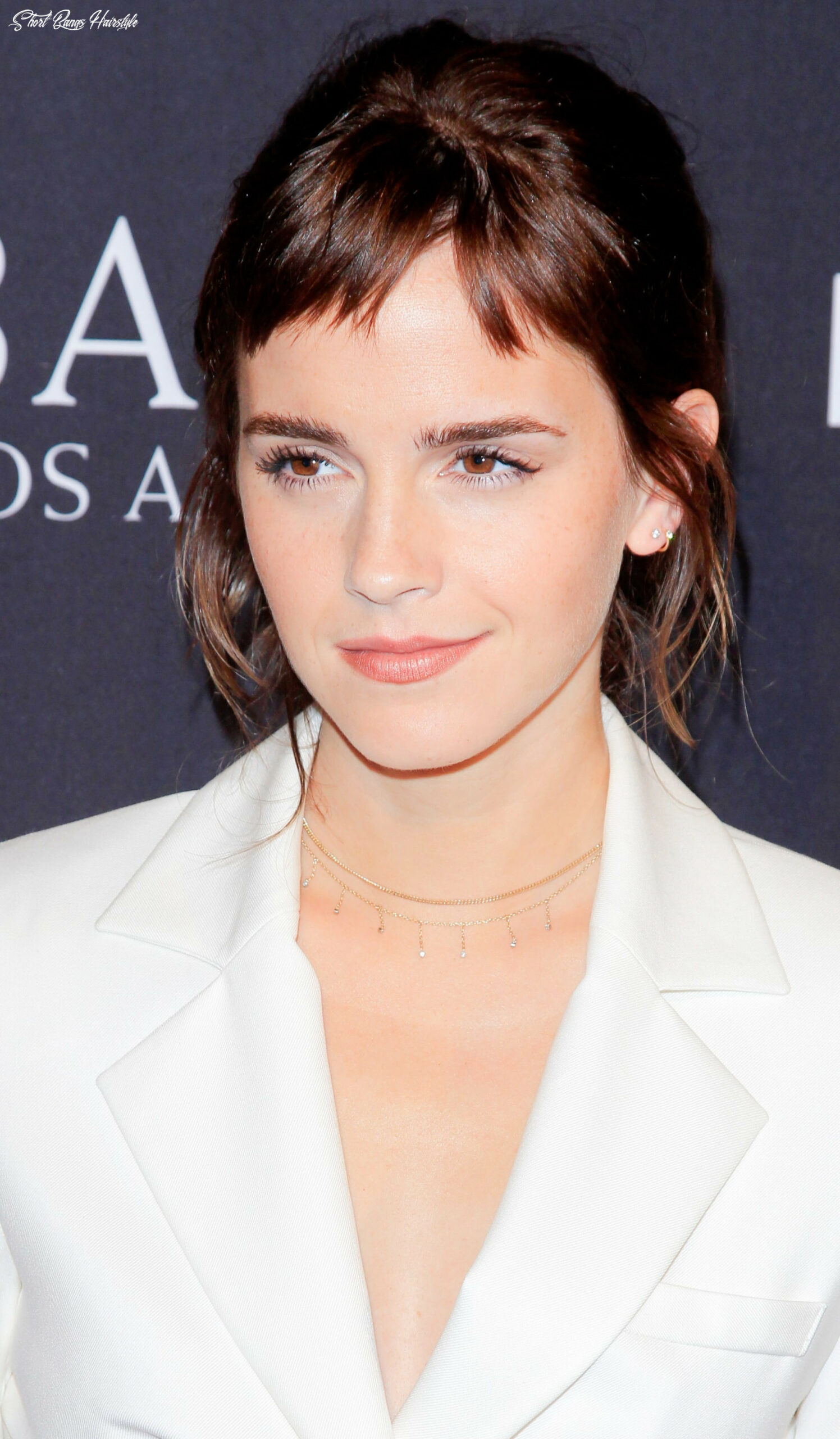 9 types of trendy bangs for young women | haircut inspiration short bangs hairstyle