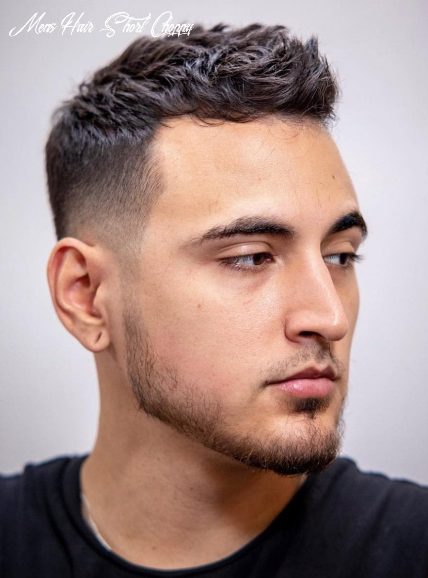 9 unique short hairstyles for men styling tips mens hair short choppy