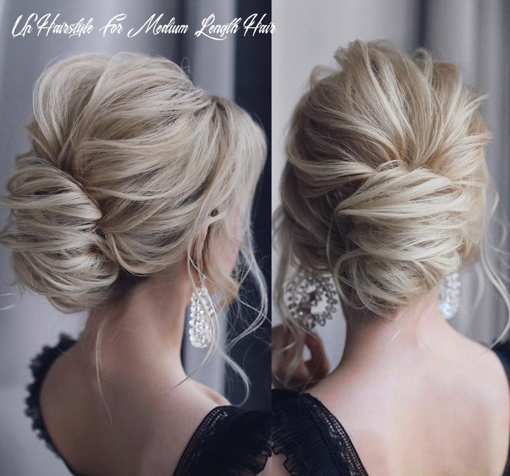 9 updos for medium length hair prom & homecoming hairstyle