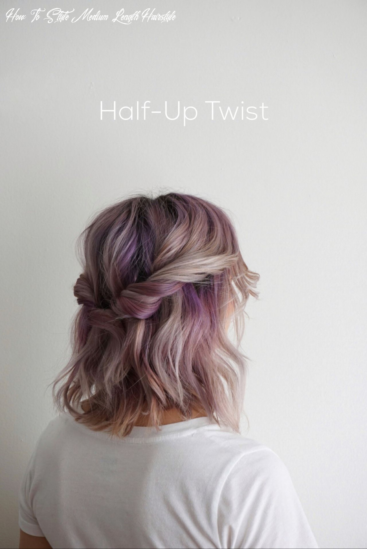 9 ways to wear shoulder length hair   cute hairstyles for short