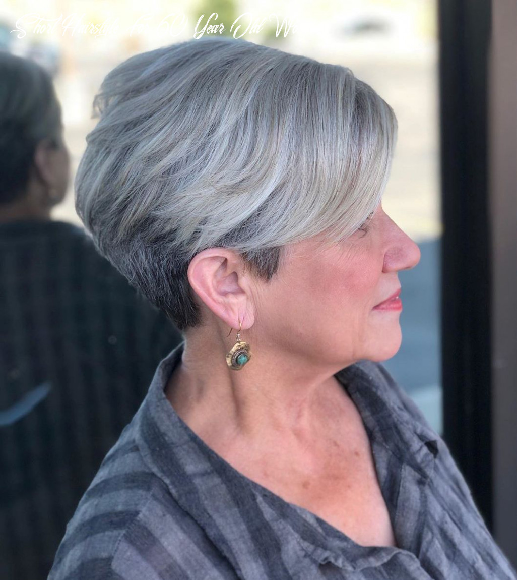 9 wonderful short haircuts for women over 9 hair adviser short hairstyle for 60 year old woman