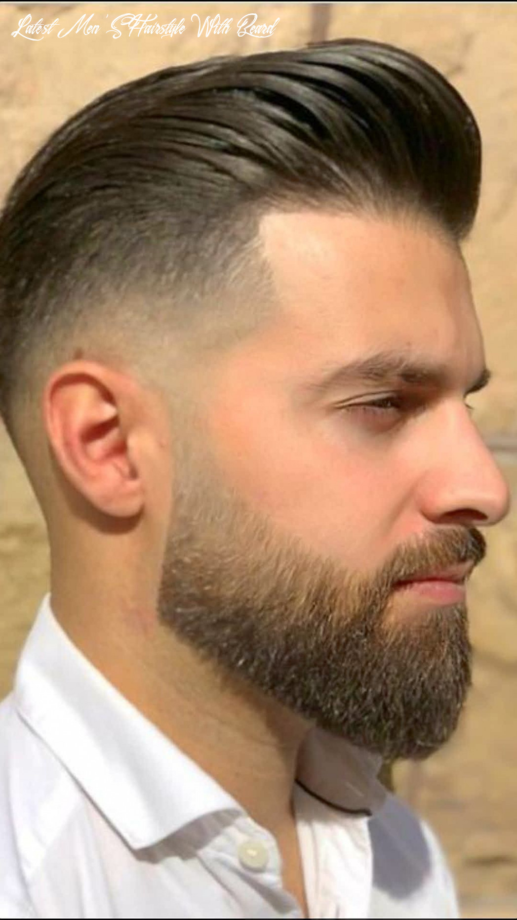 Bearded ?? gorgeous with hairstyle !!   beard styles short, best
